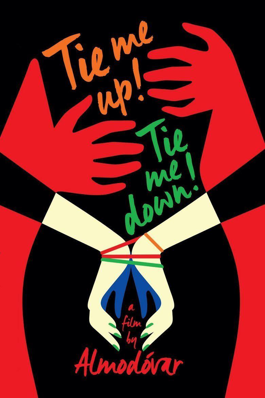 Tie Me Up! Tie Me Down! movie poster