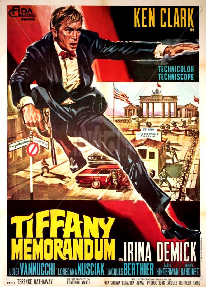 Tiffany Memorandum movie poster