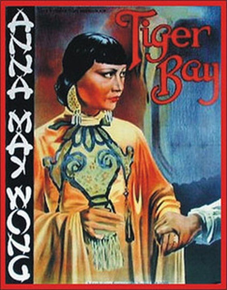 Tiger Bay (1934 film) movie poster