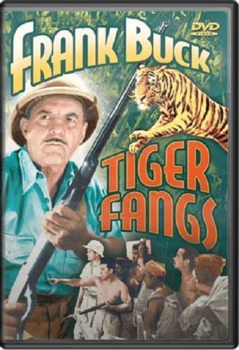 Tiger Fangs movie poster