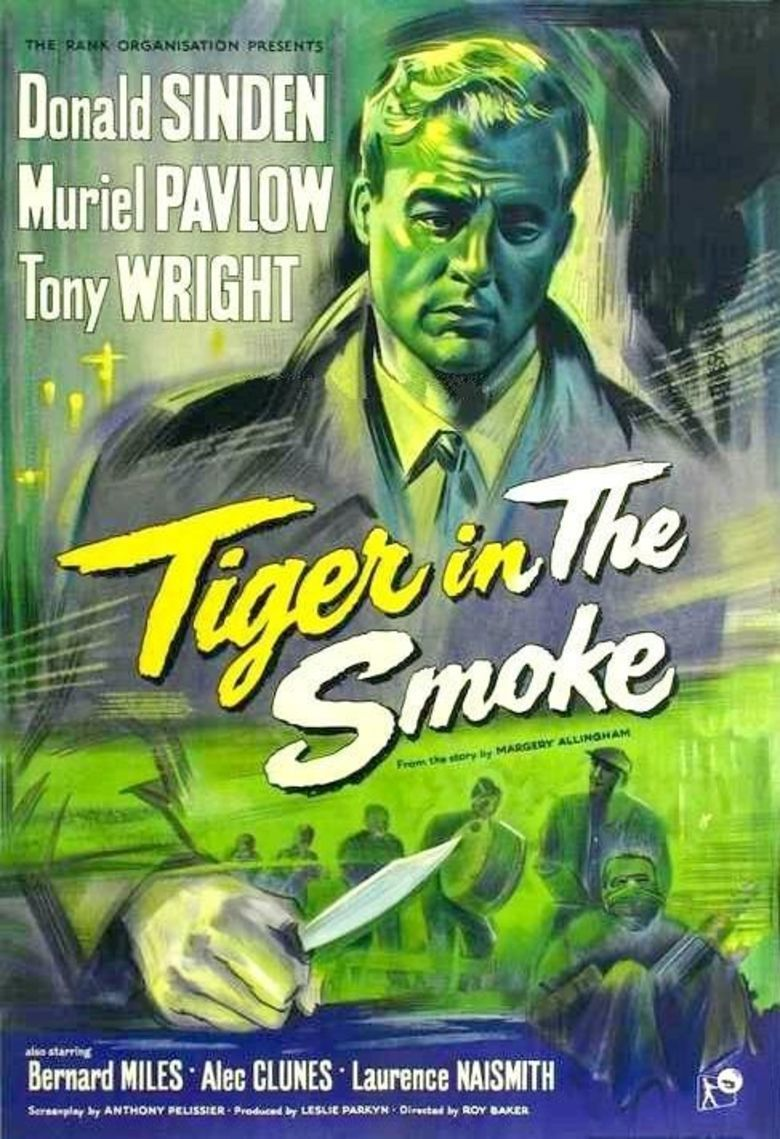 Tiger in the Smoke movie poster
