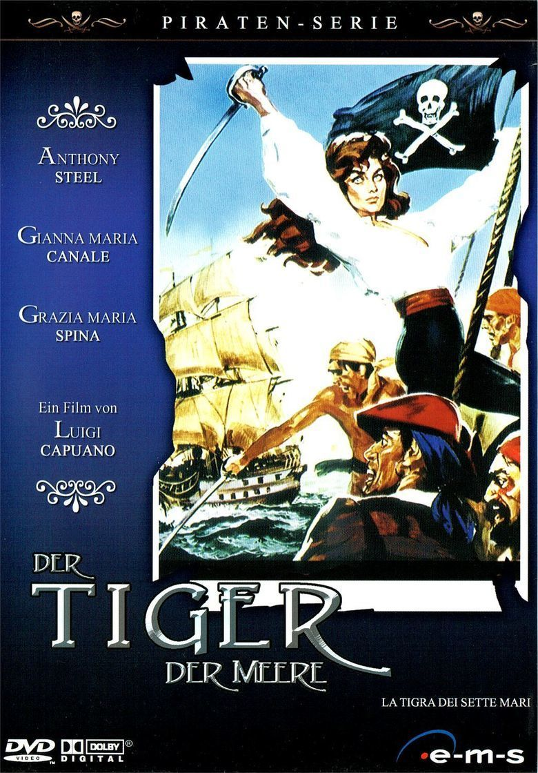 Tiger of the Seven Seas movie poster