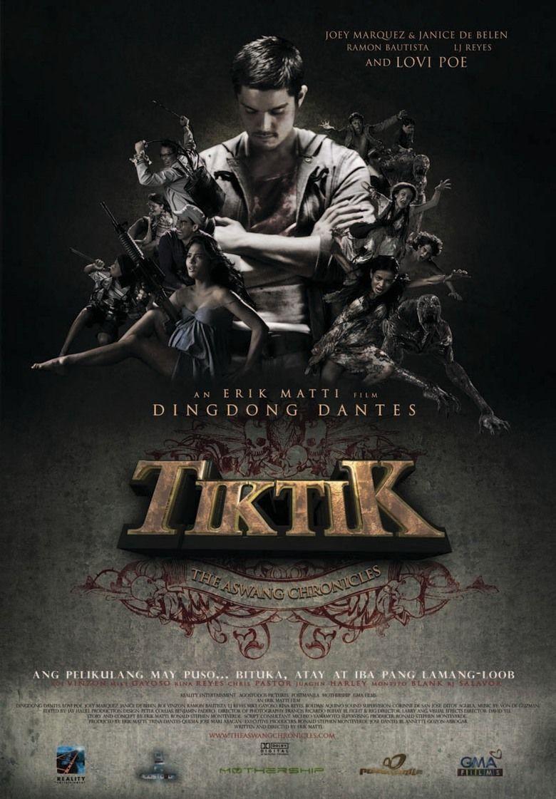 Tiktik: The Aswang Chronicles movie poster