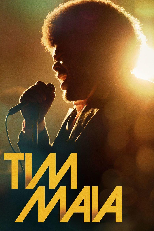 Tim Maia (film) movie poster