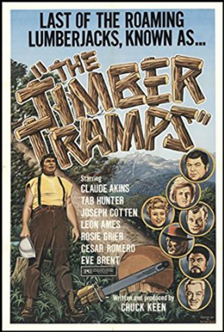 Timber Tramps movie poster