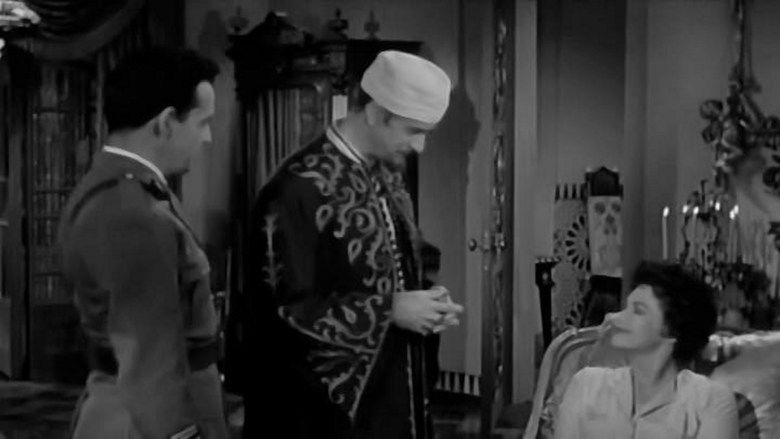Timbuktu (1959 film) movie scenes