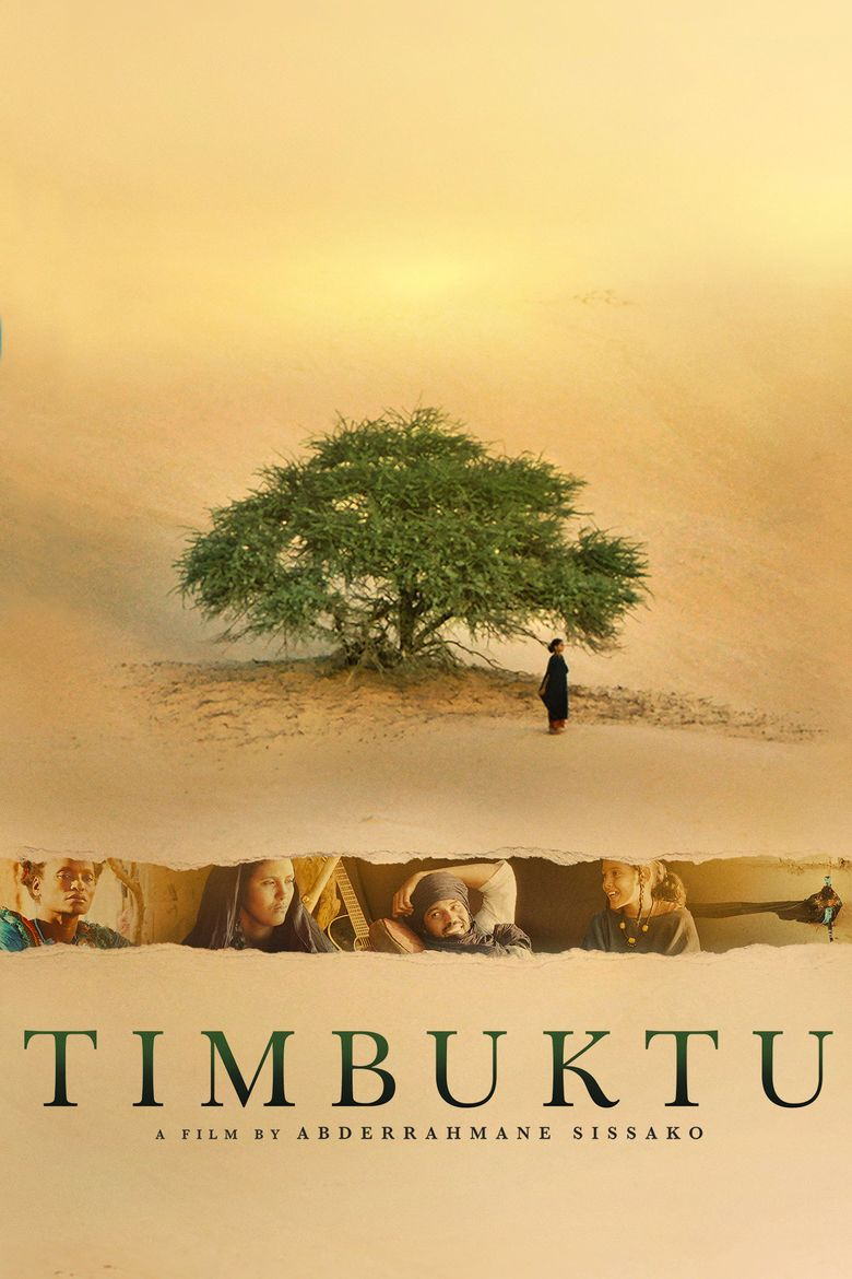 Timbuktu (2014 film) movie poster