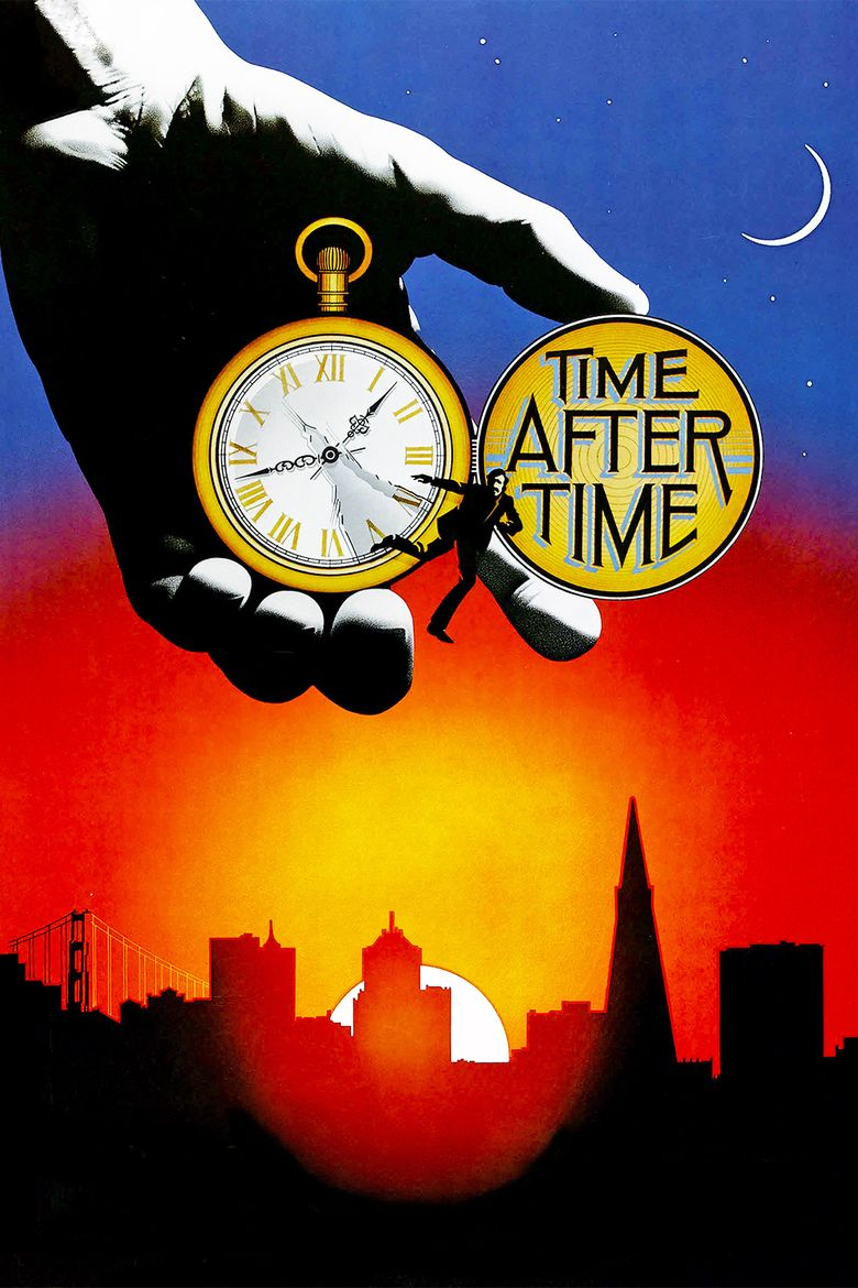 Time After Time (1979 film) movie poster