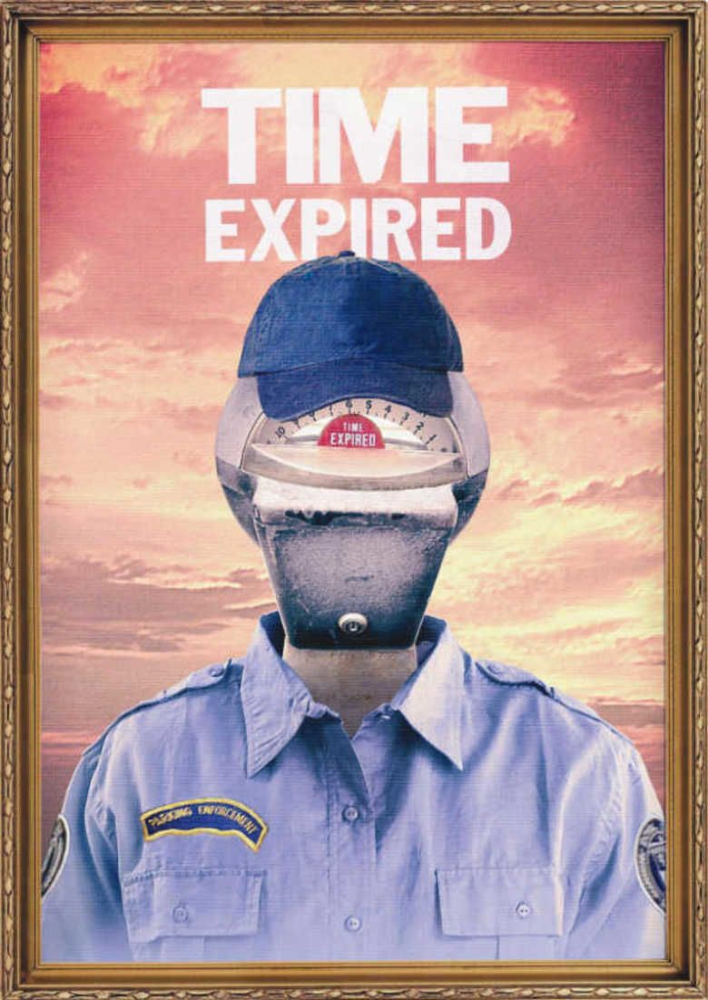 Time Expired (2011 film) movie poster