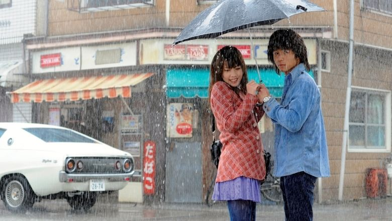 Time Traveller: The Girl Who Leapt Through Time movie scenes