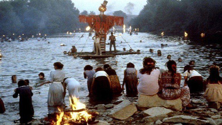 Time of the Gypsies movie scenes
