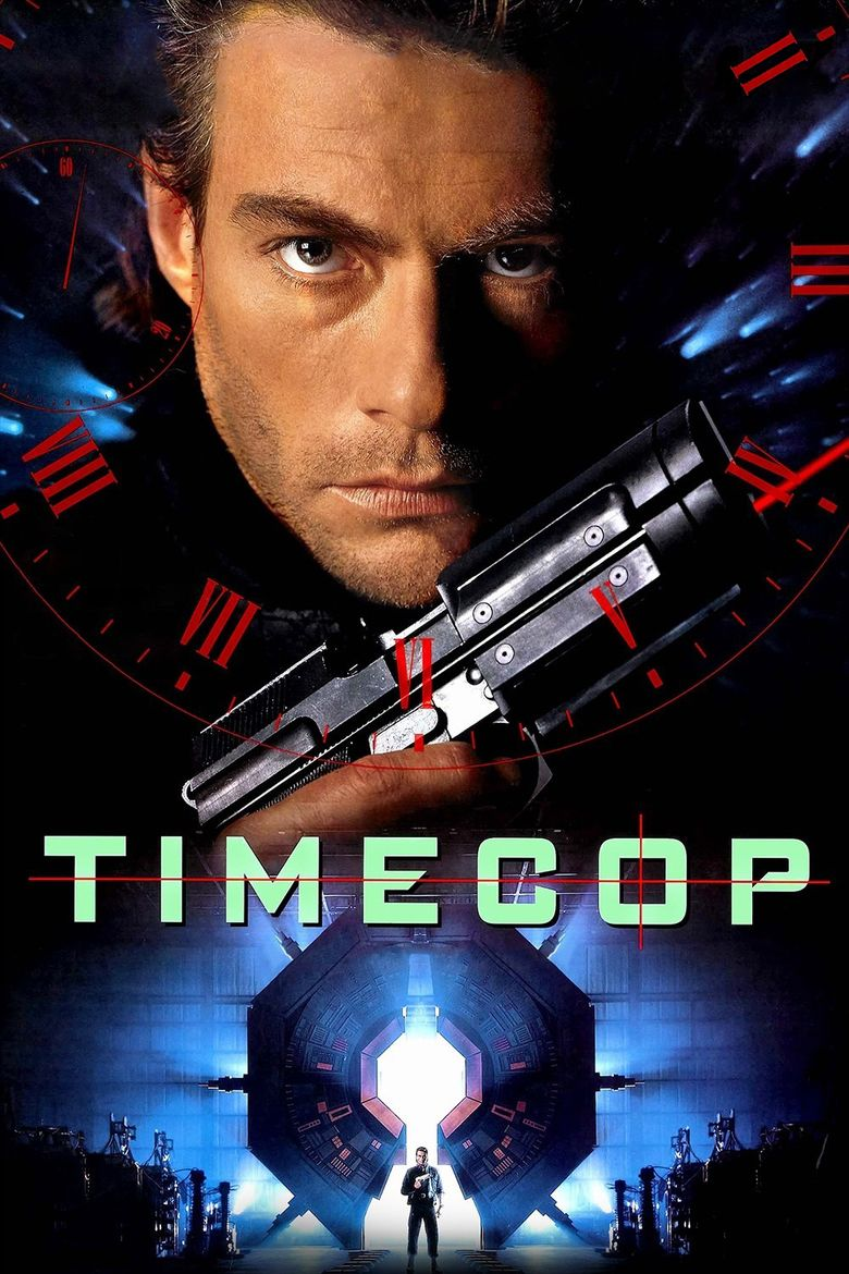 Timecop movie poster