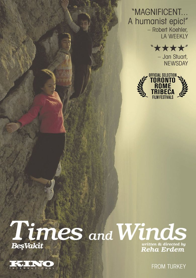 Times and Winds movie poster