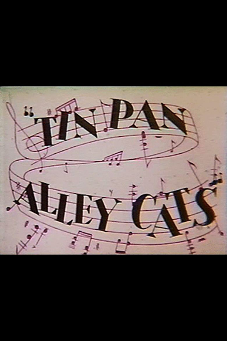 Tin Pan Alley Cats movie poster