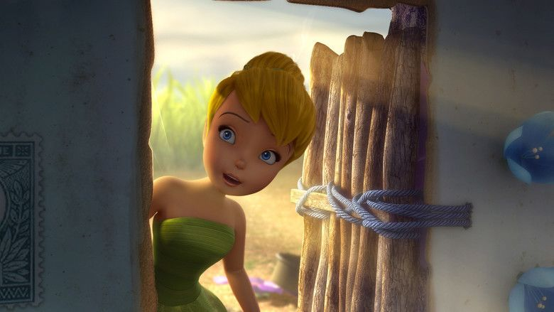 Tinker Bell and the Great Fairy Rescue movie scenes
