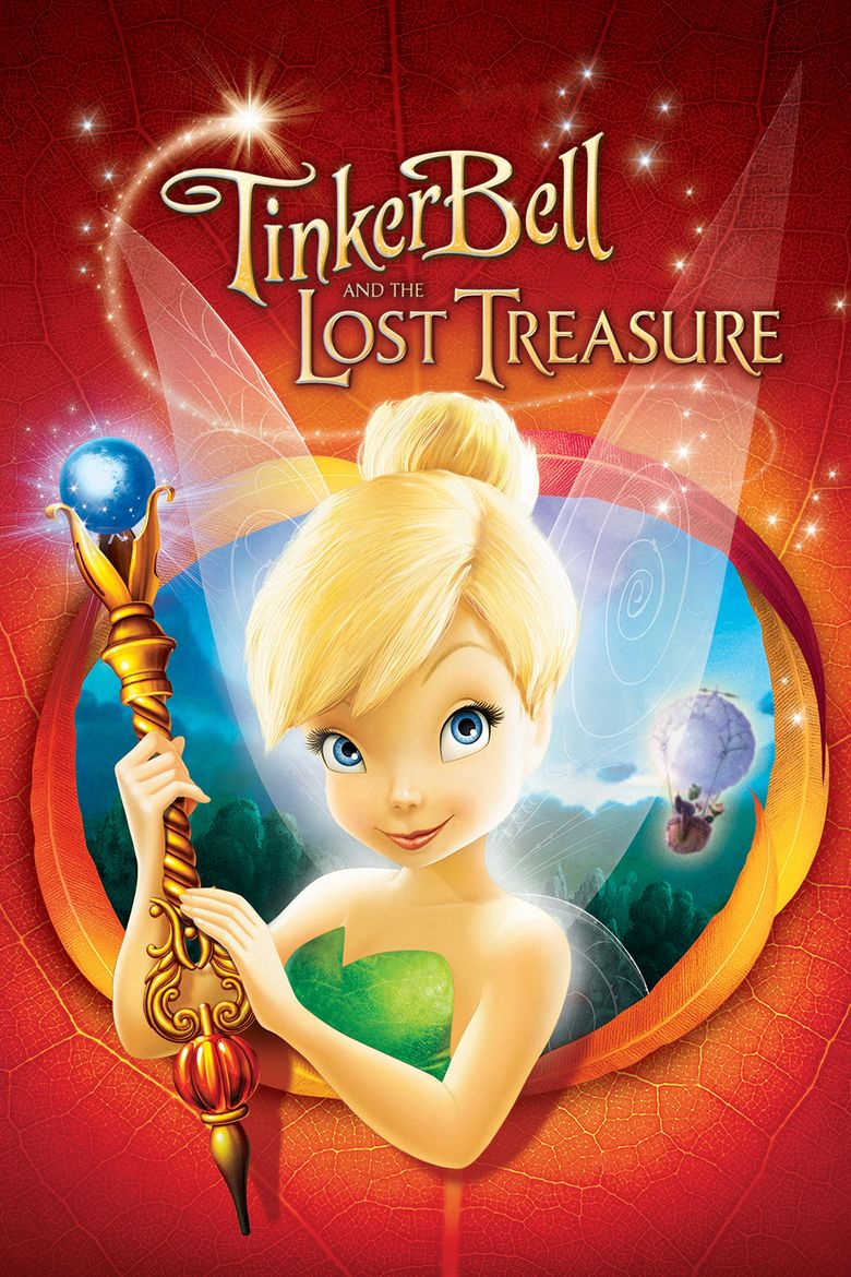 Tinker Bell and the Lost Treasure movie poster