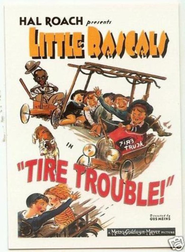 Tire Trouble movie poster
