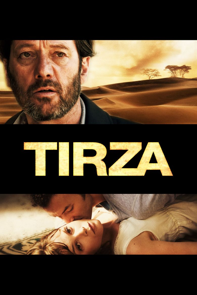 Tirza movie poster