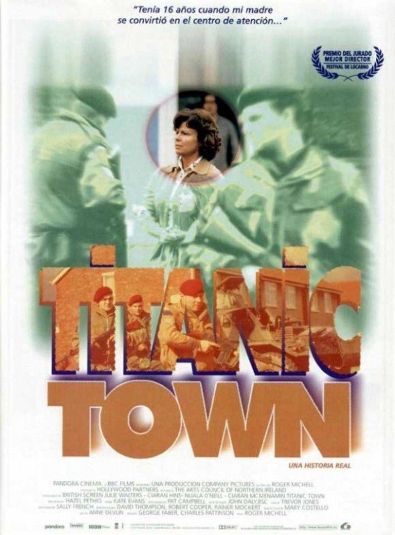 Titanic Town (film) movie poster