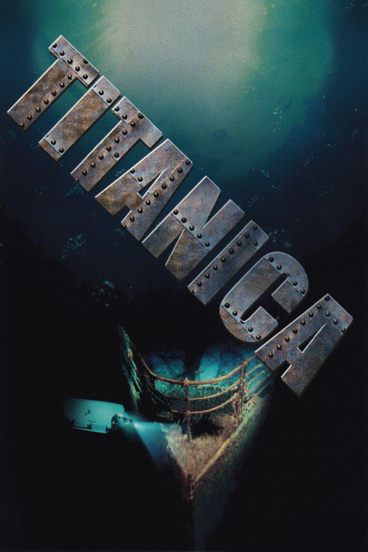Titanica movie poster