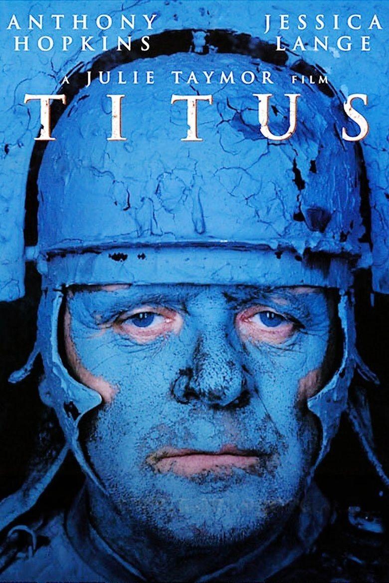Titus (film) movie poster