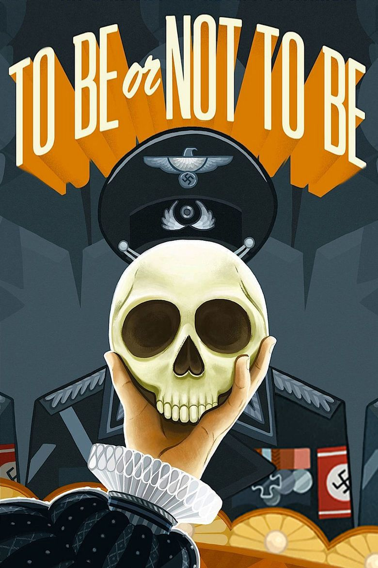 To Be or Not to Be (1942 film) movie poster