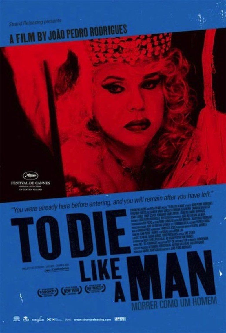To Die like a Man movie poster