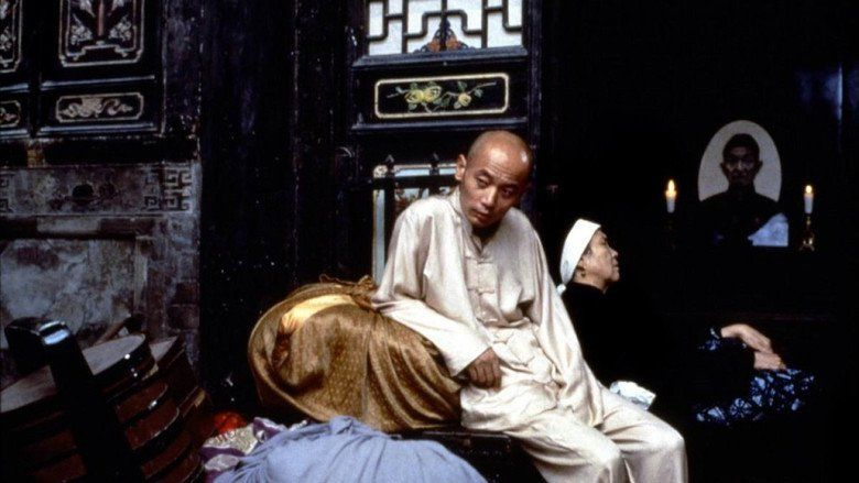 To Live (1994 film) movie scenes