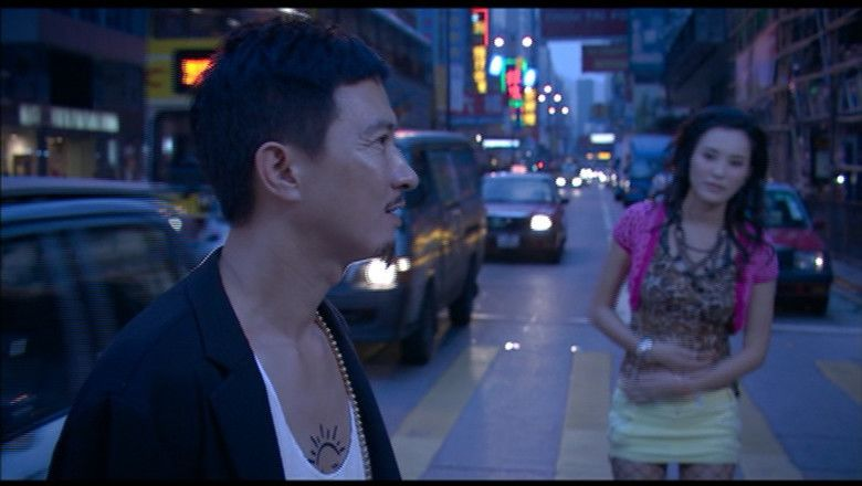 To Live and Die in Mongkok movie scenes