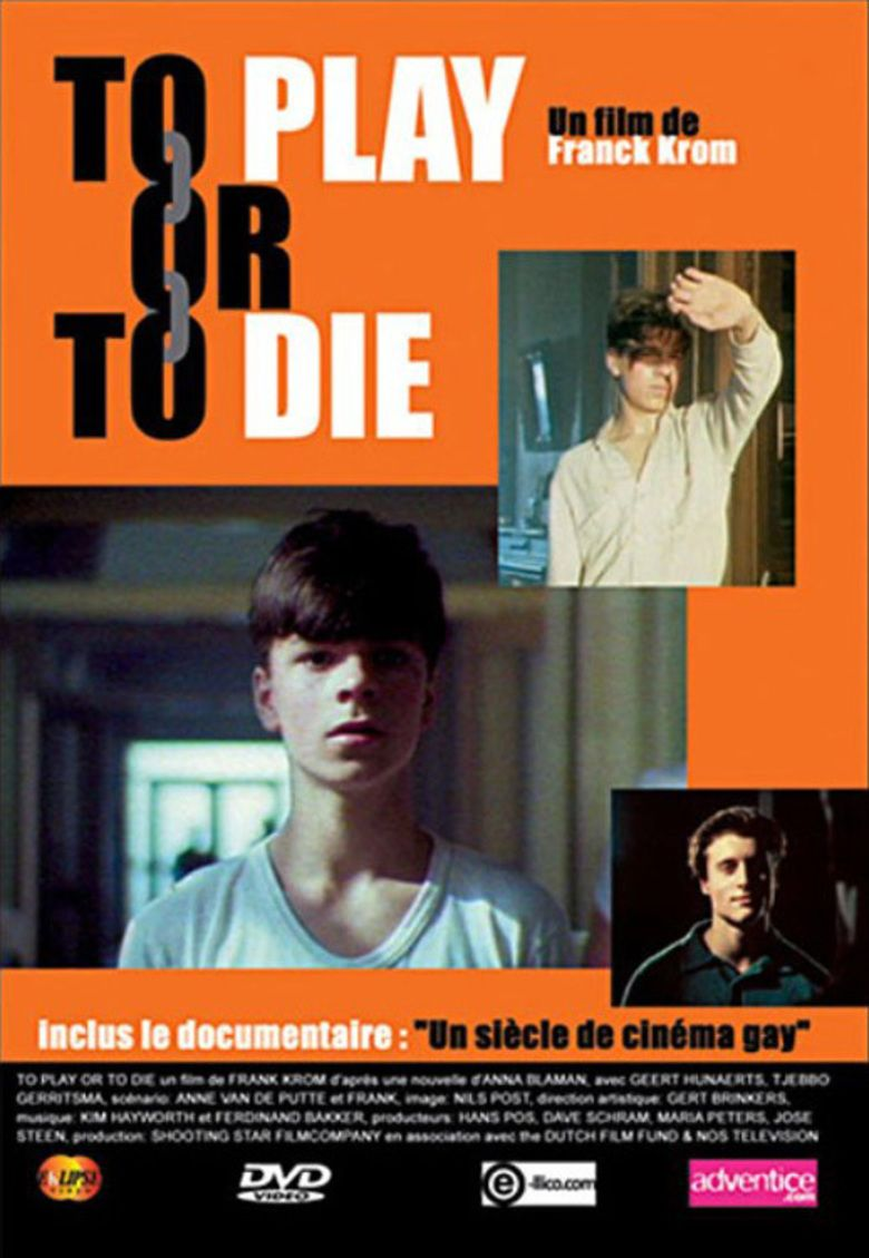 To Play or to Die movie poster