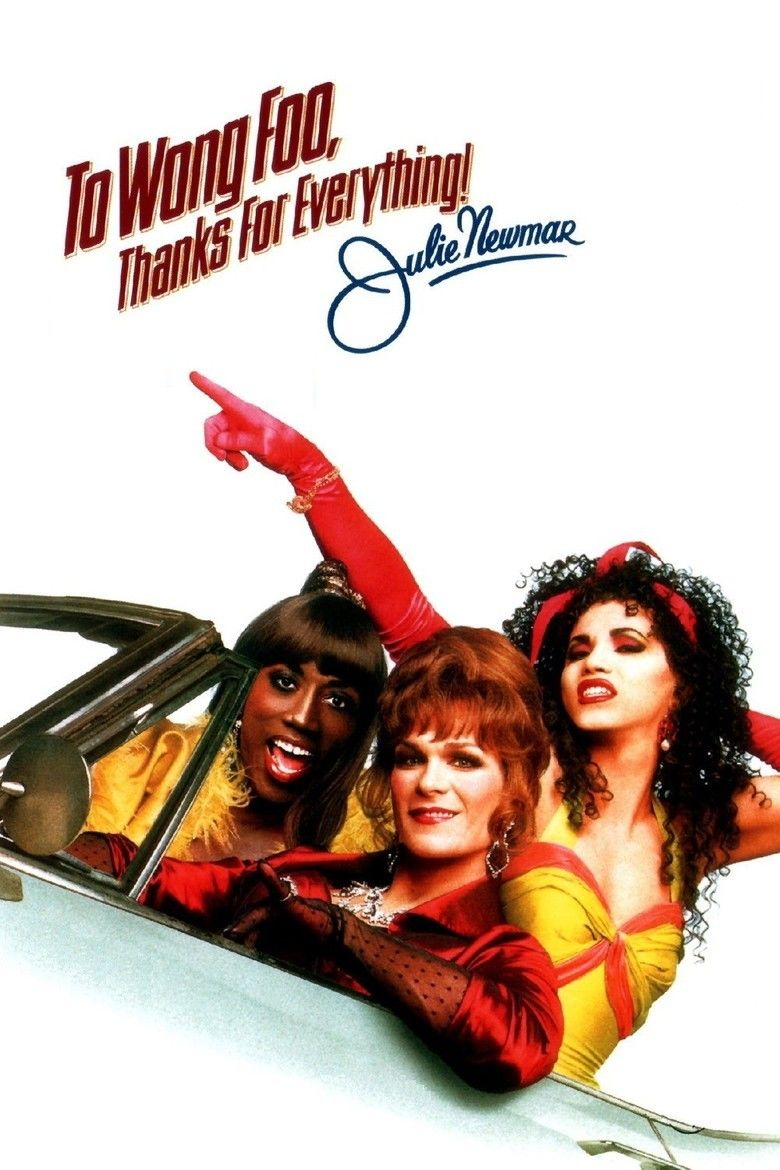 To Wong Foo, Thanks for Everything! Julie Newmar movie poster