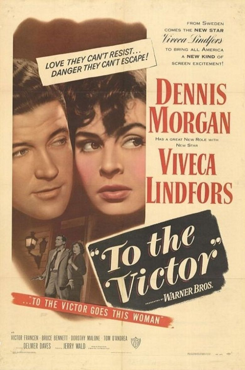 To the Victor movie poster