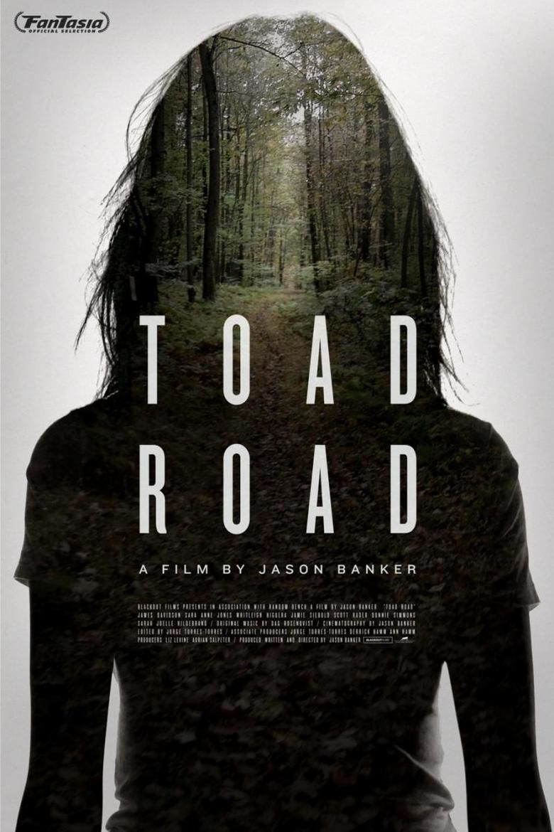 Toad Road movie poster