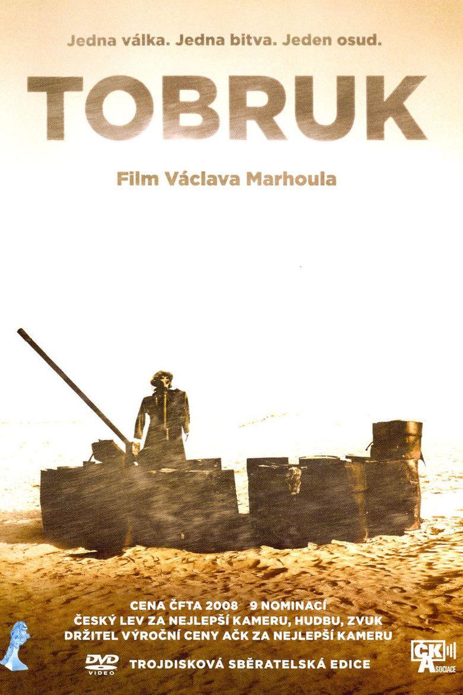 Tobruk (2008 film) movie poster