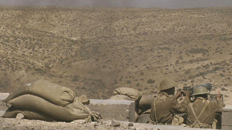 Tobruk (2008 film) movie scenes