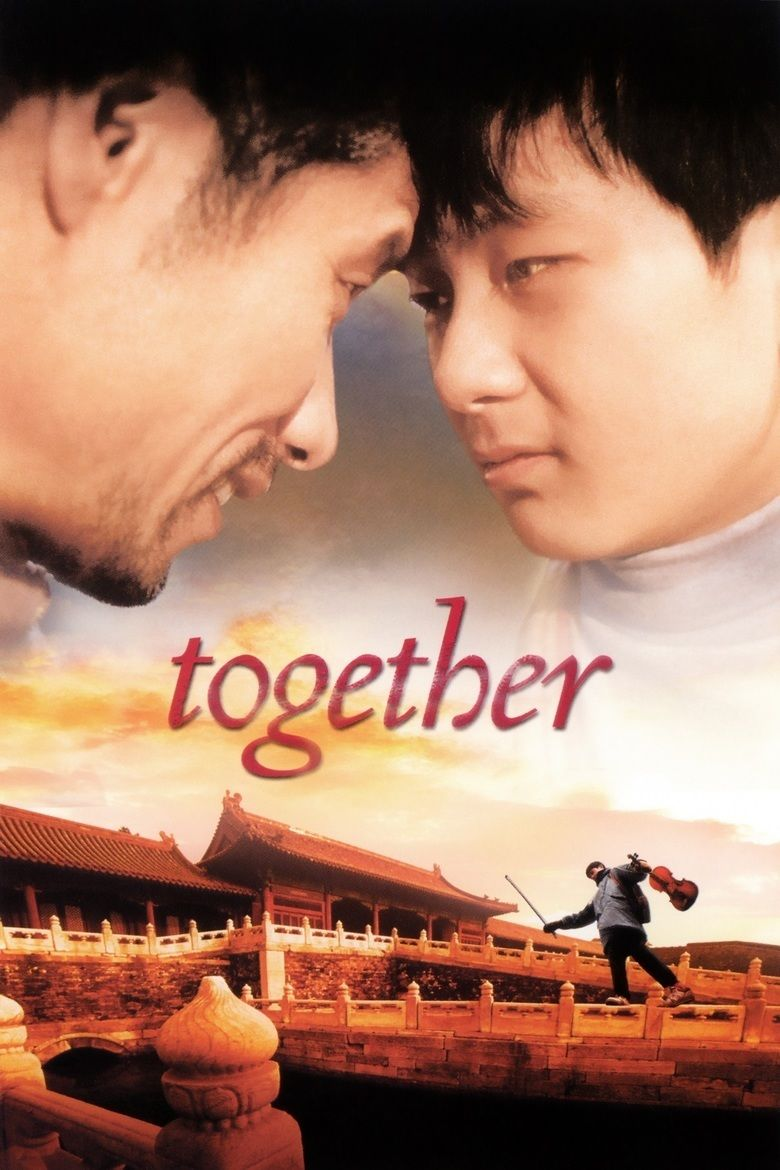 Together (2002 film) movie poster