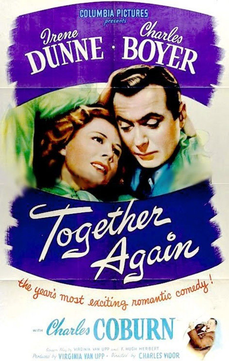 Together Again (film) movie poster