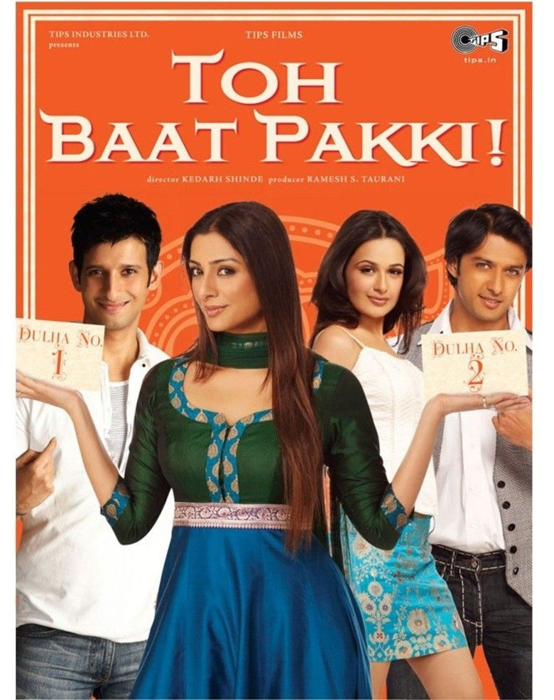 Toh Baat Pakki! movie poster