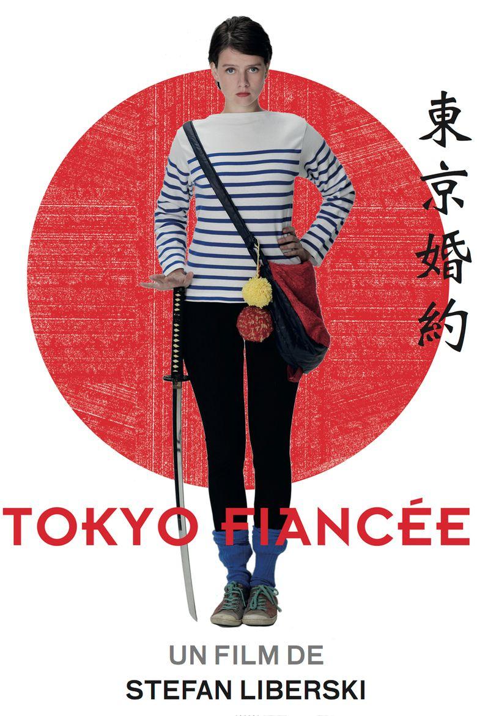 Tokyo Fiancee (film) movie poster
