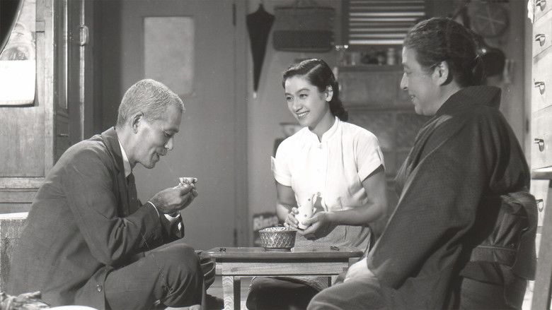 Tokyo Story movie scenes