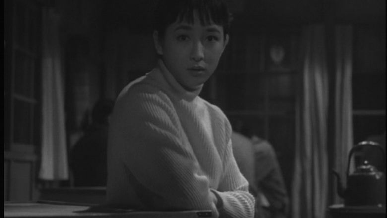 Tokyo Twilight movie scenes