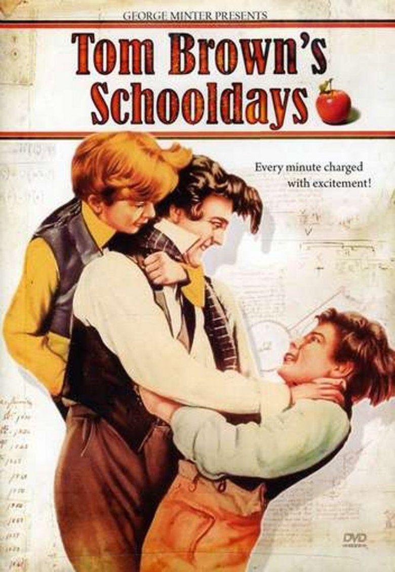 Tom Browns Schooldays (1951 film) movie poster