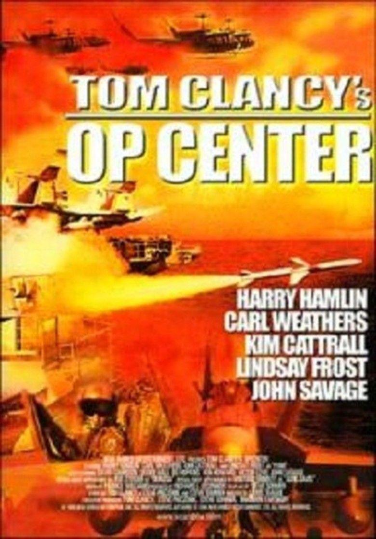 Tom Clancys Op Center (film) movie poster