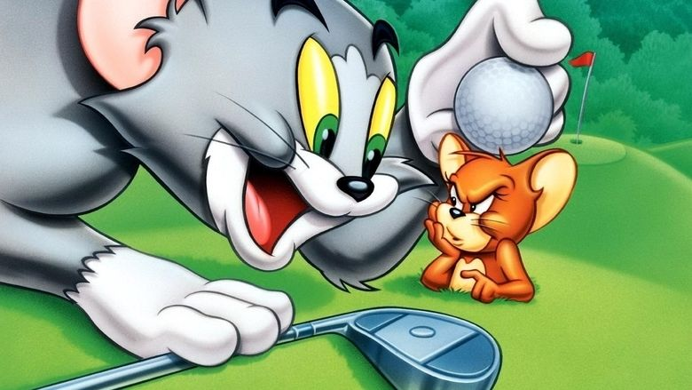 Tom and Jerry: The Movie movie scenes