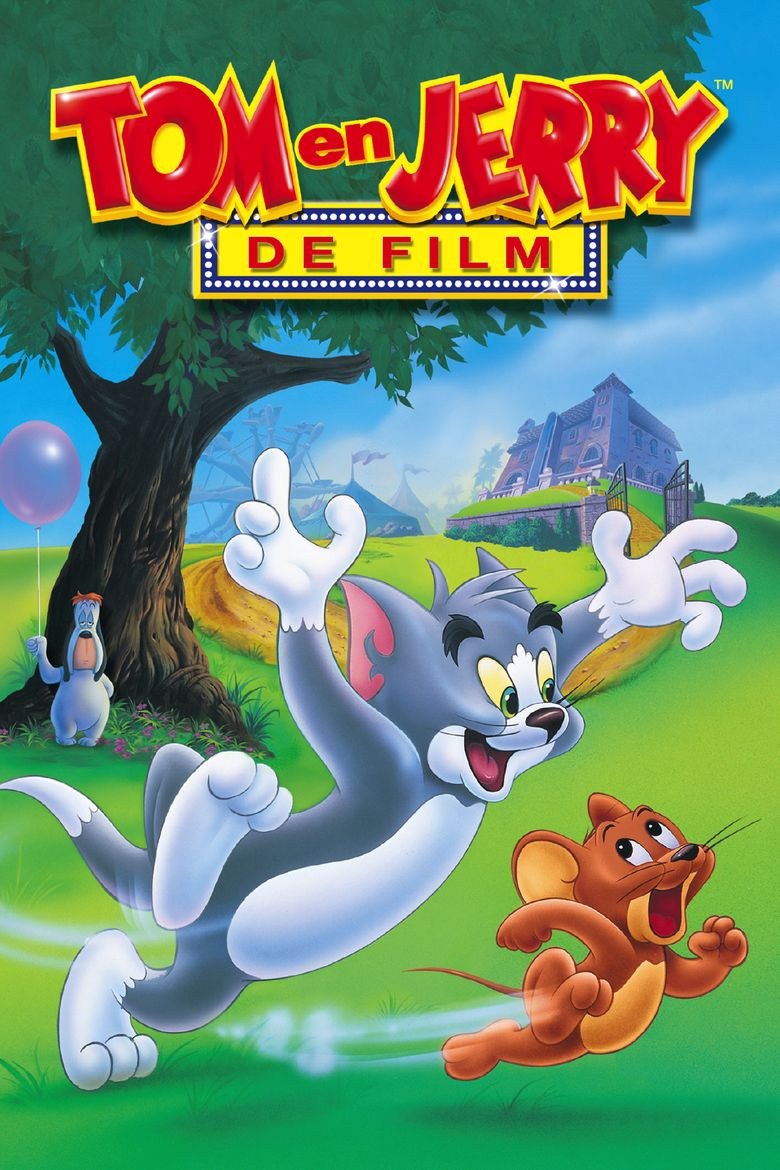 Tom and Jerry: The Movie movie poster