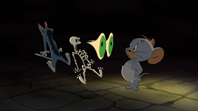 Tom and Jerrys Giant Adventure movie scenes