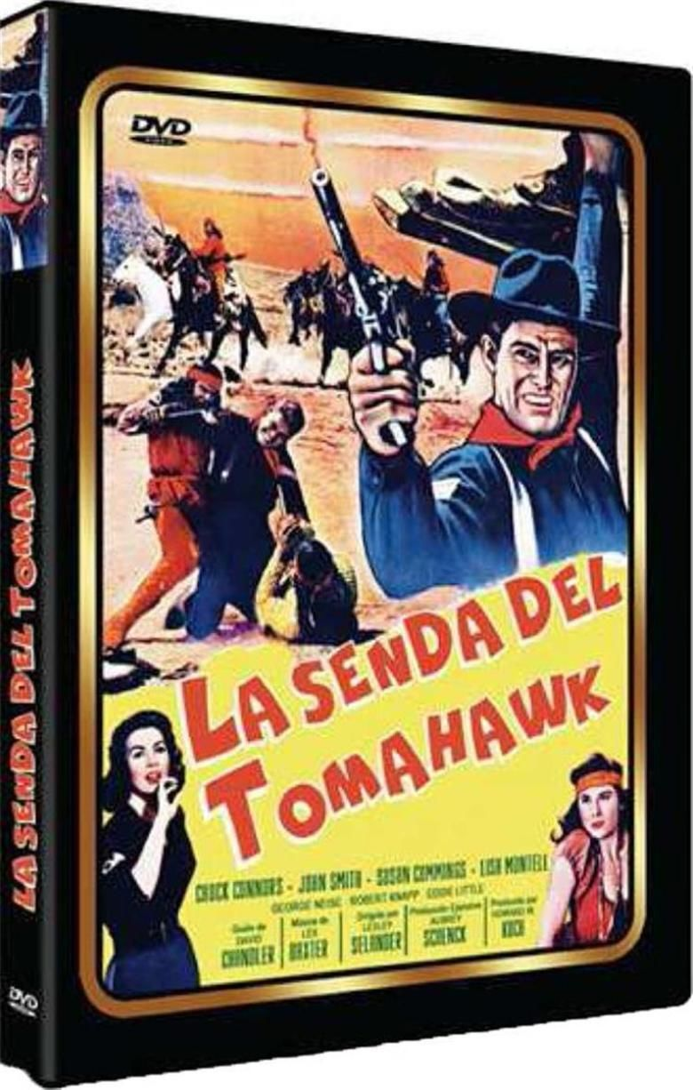 Tomahawk Trail movie poster
