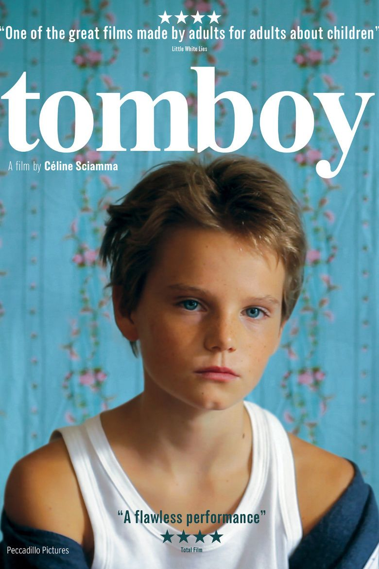 Tomboy (2011 film) movie poster