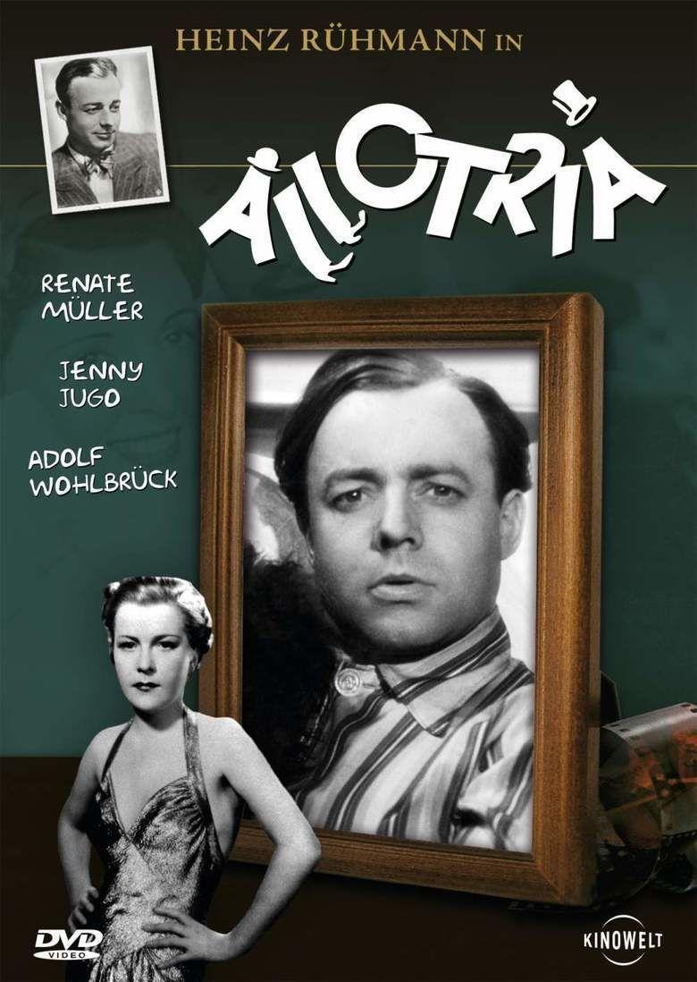 Tomfoolery (film) movie poster