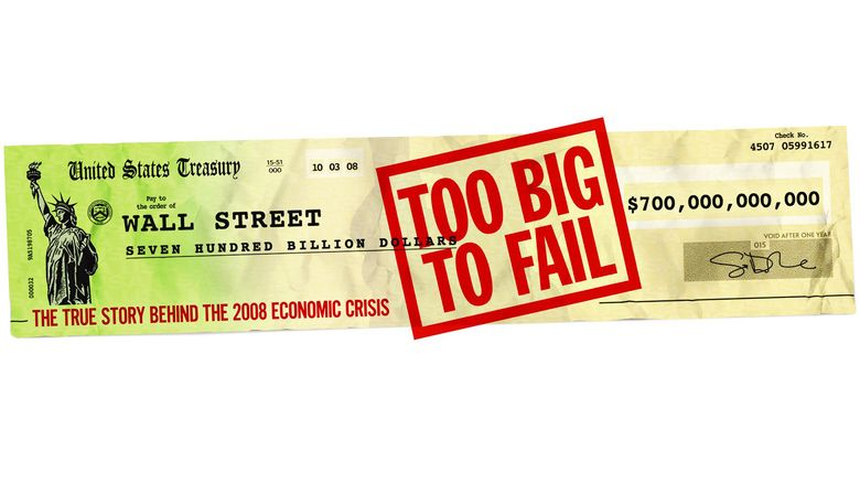 Too Big to Fail (film) movie scenes
